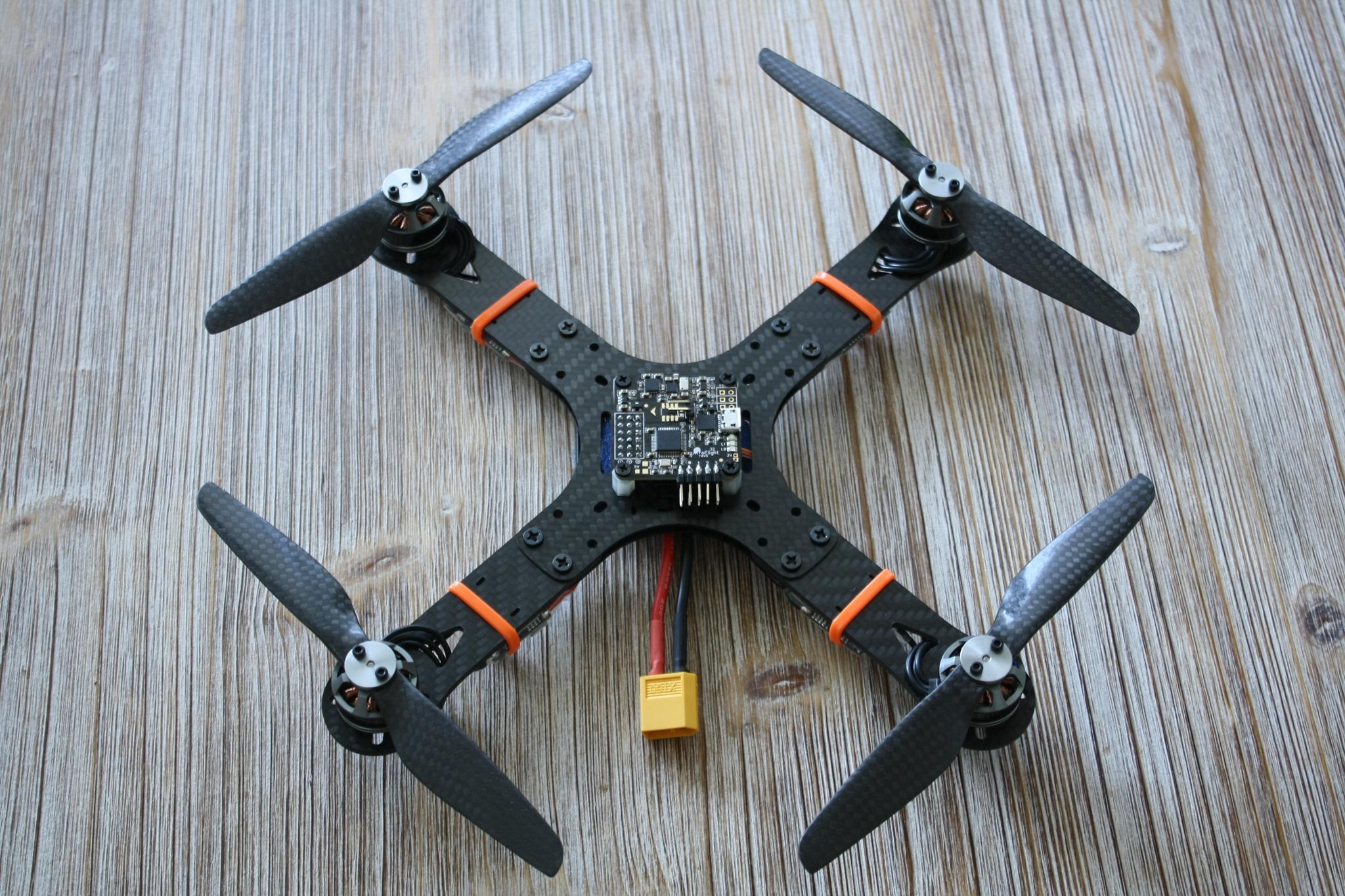 DroneHiTech.com – SG Acro – Quadcopter design files