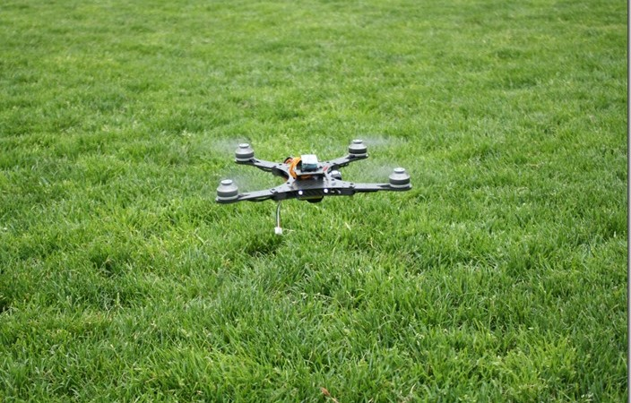 How to build quadcopter