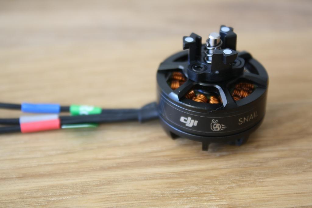 Dji snail review for Dji motors and esc