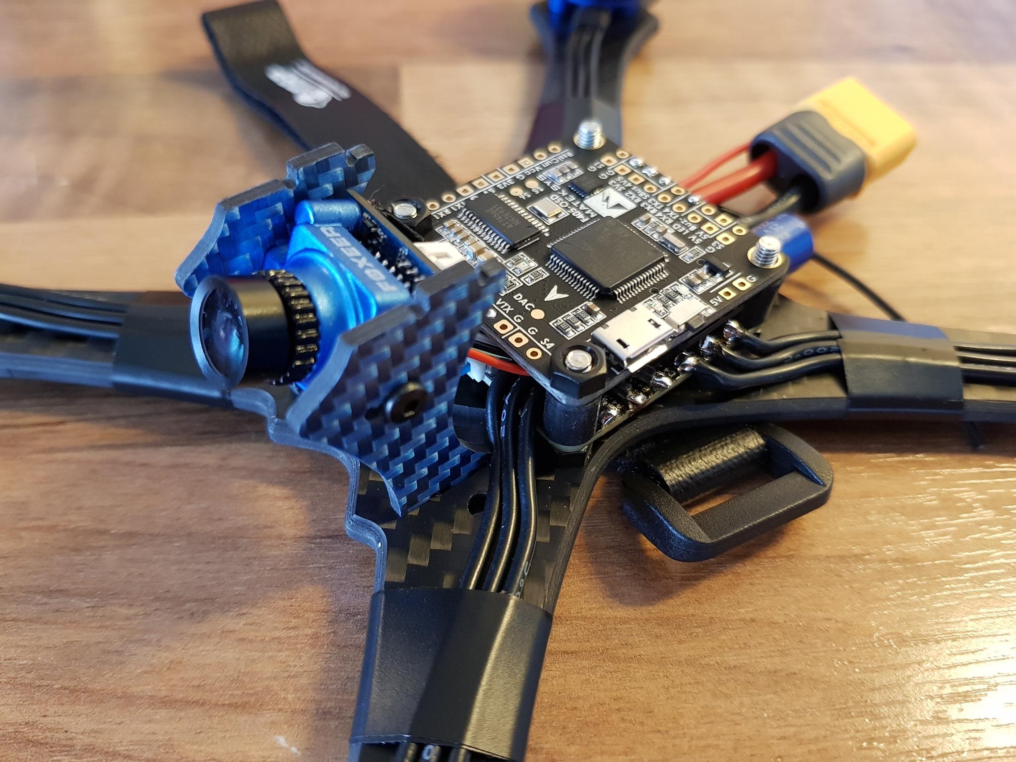 DroneHiTech com – Avantquads Xero S5M build log