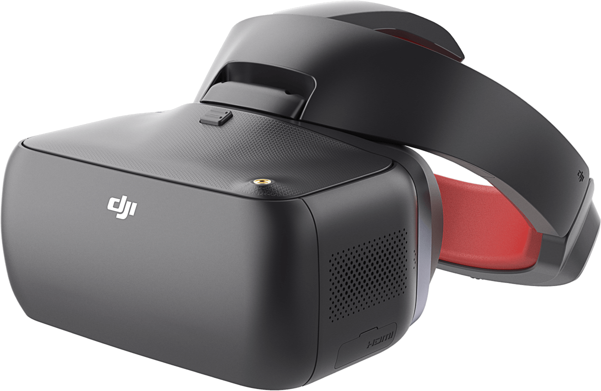 DroneHiTech New DJI Goggles RE For FPV Racers