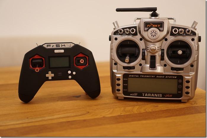X-Lite vs. X9D Plus